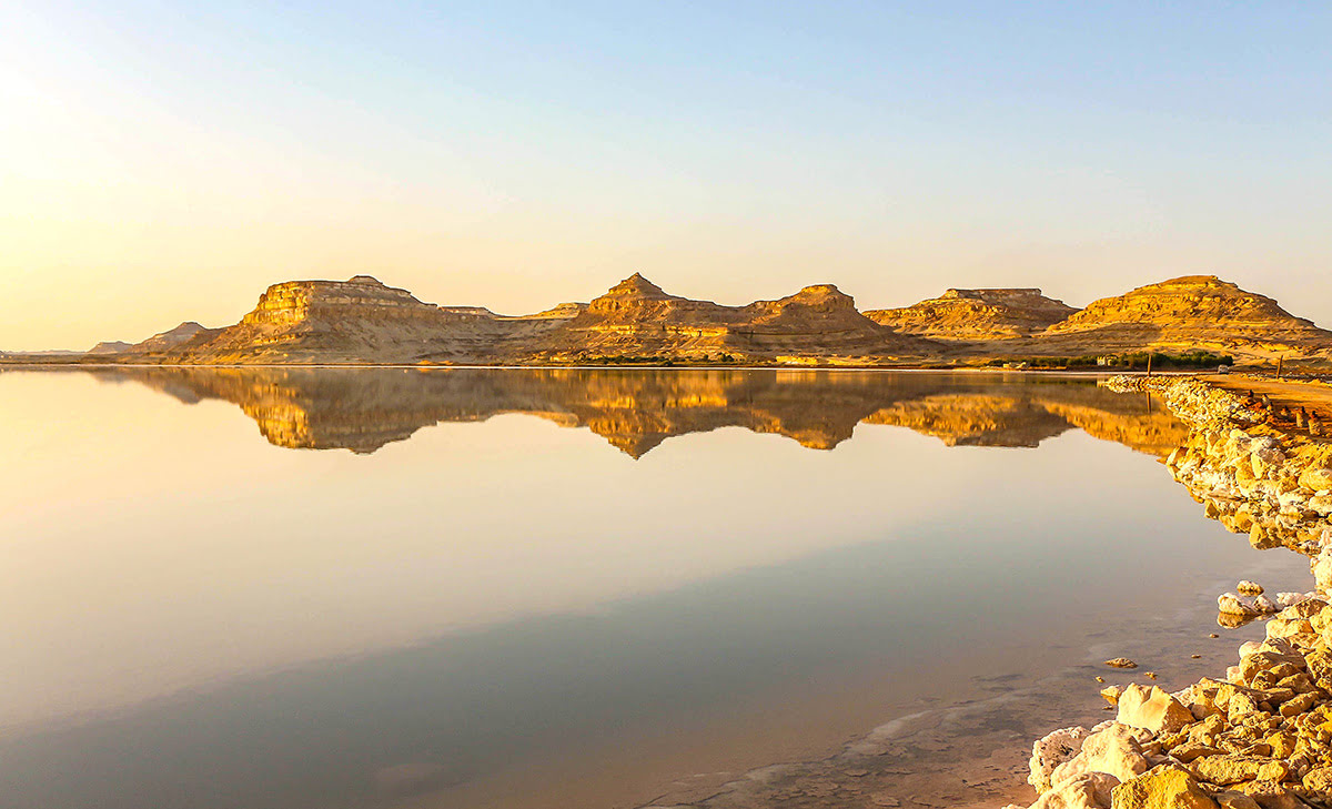 Attractions in Egypt-Siwa Oasis