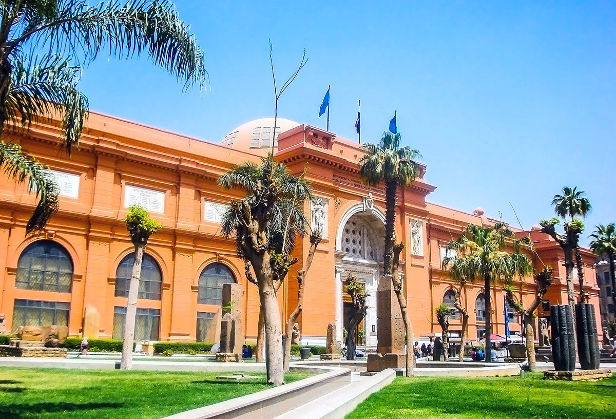 Attractions in Egypt-The Museum of Egyptian Antiquities-Cairo