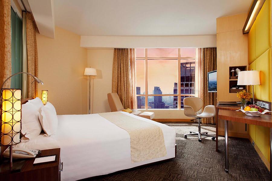 Các khách sạn tại Băng Cốc-du lịch-Thái Lan-Centara Grand at Central World Hotel