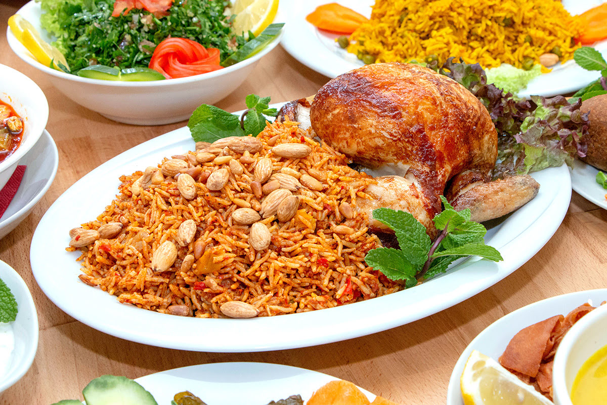 Saudi Arabia Food Culture Traditional Cuisine International Restaurants