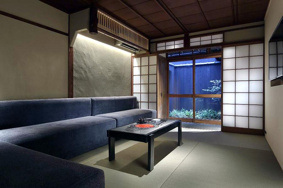 Traditional houses in Kyoto-machiya-rental homes-(Legal) Moon Machiya near Kiyomizu Temple and Gion