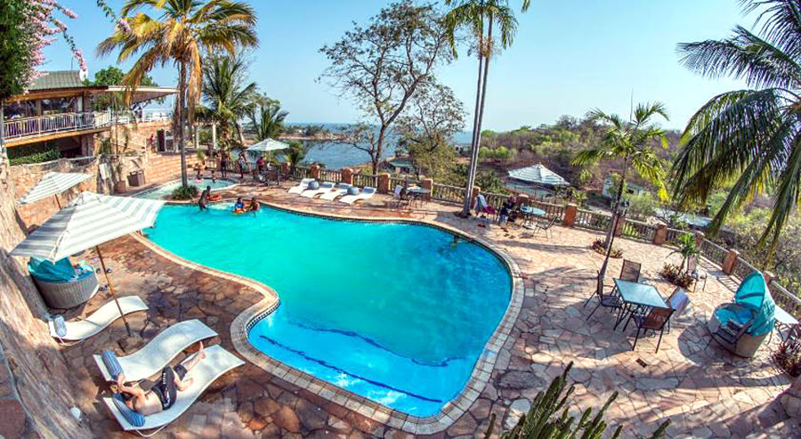 Hotels in Zambia-Africa-places to visit-Lake Kariba Inns