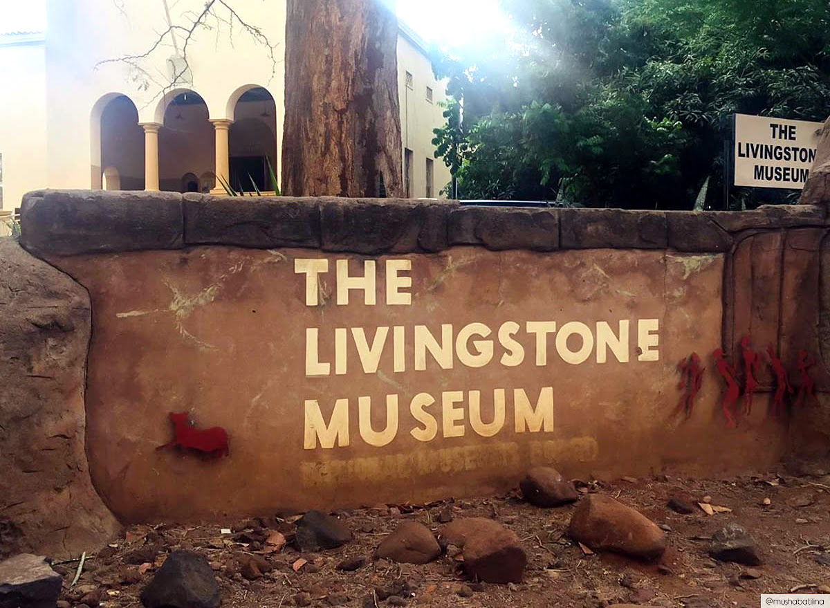 Places to visit in Zambia-Africa-Livingstone Museum