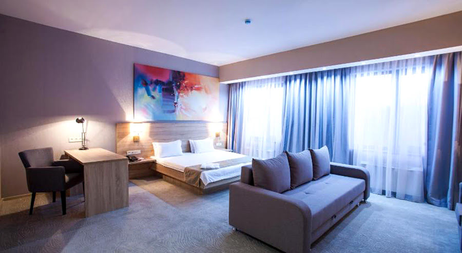 Hotels in Kazakhstan-things to do-Renion Park Hotel