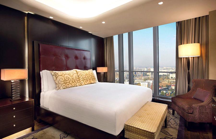 Hotels in Kazakhstan-things to do-The Ritz-Carlton, Almaty