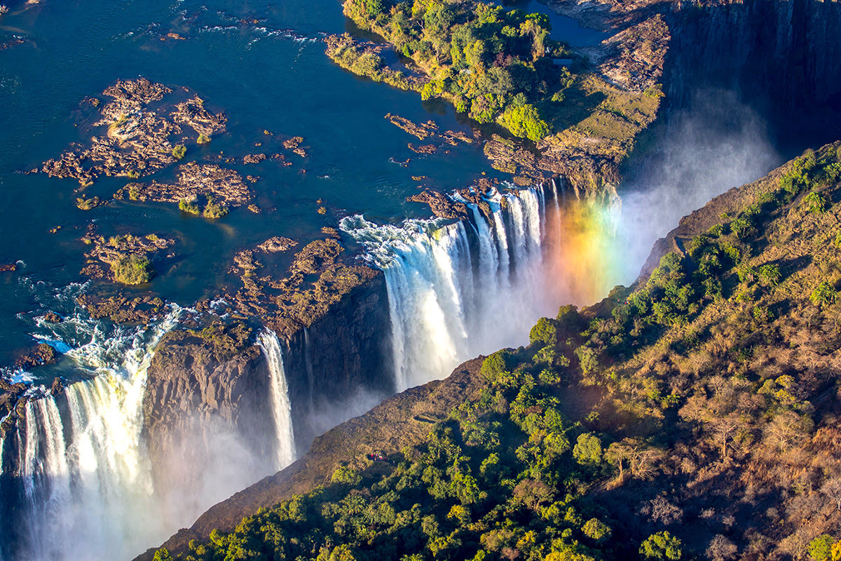 Places to visit in Zambia-Africa-Victoria Falls