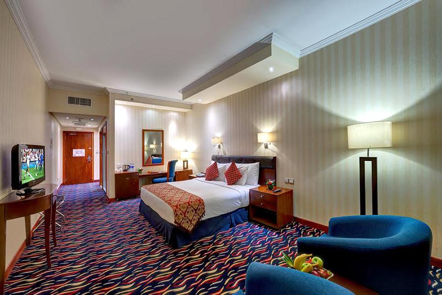 Hotels in Dubai-Mall of the Emirates-shopping-UAE-Cassells Al Barsha Hotel