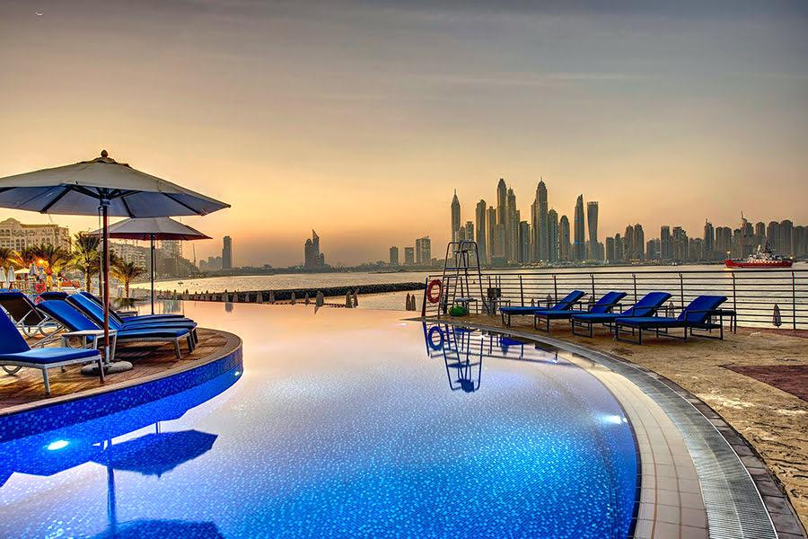 Hotels in Dubai-Skydive Dubai-UAE-Dukes The Palm, a Royal Hideaway Hotel