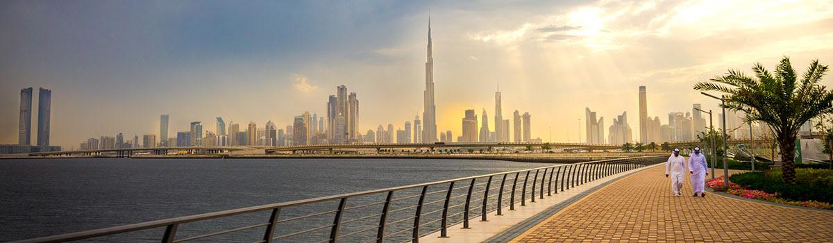 Featured photo-skyline-Dubai attractions-UAE-United Arab Emirates