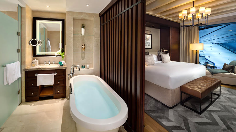 Hotels in Dubai-Mall of the Emirates-shopping-UAE-Kempinski Mall Of The Emirates Hotel