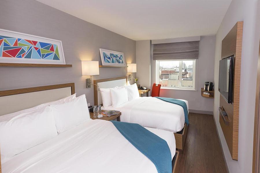 Hotels in New York-Edge Hotel