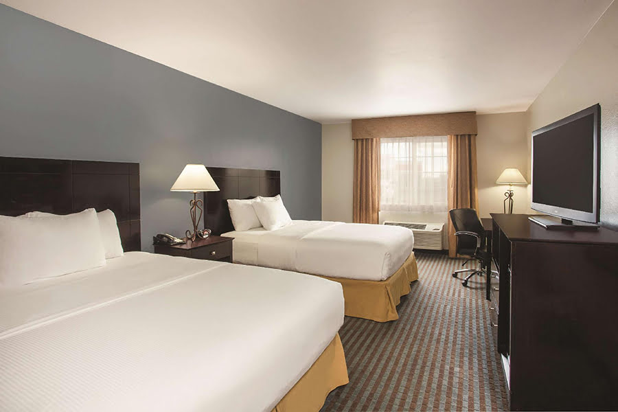 Hotels in Las Vegas-La Quinta Inn by Wyndham Las Vegas Nellis