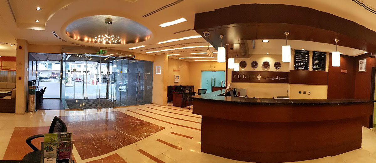 Hotels in Dubai-shopping-UAE-Tulip Hotel Apartments