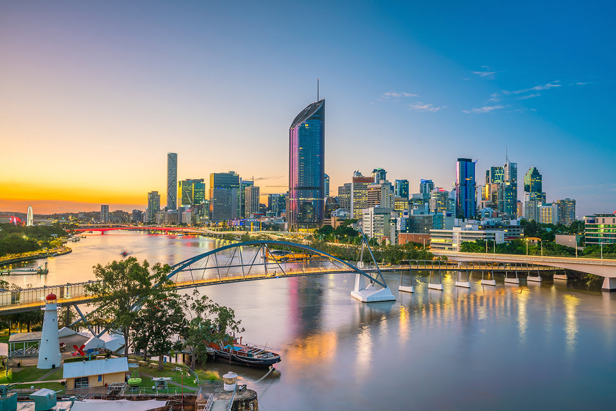 Brisbane accommodation-Central Business District