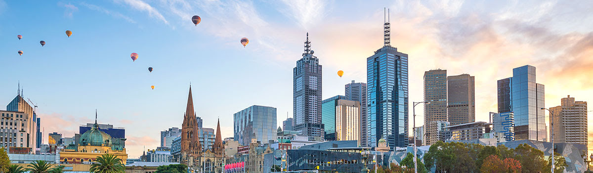 Featured photo-skyline-things to do in Melbourne