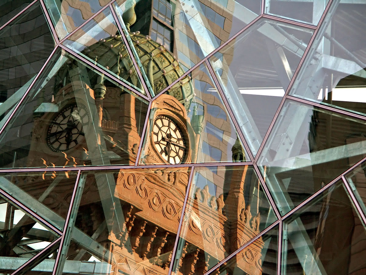 Things to do in Melbourne-Australia-Federation Square