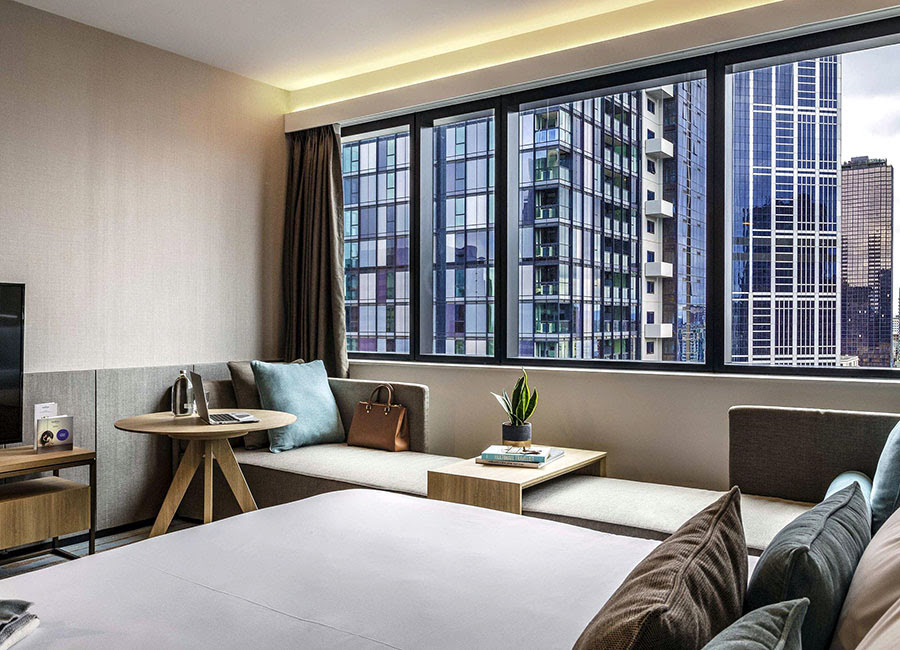 Hotels in Melbourne-things to do-Australia-Novotel Melbourne Central