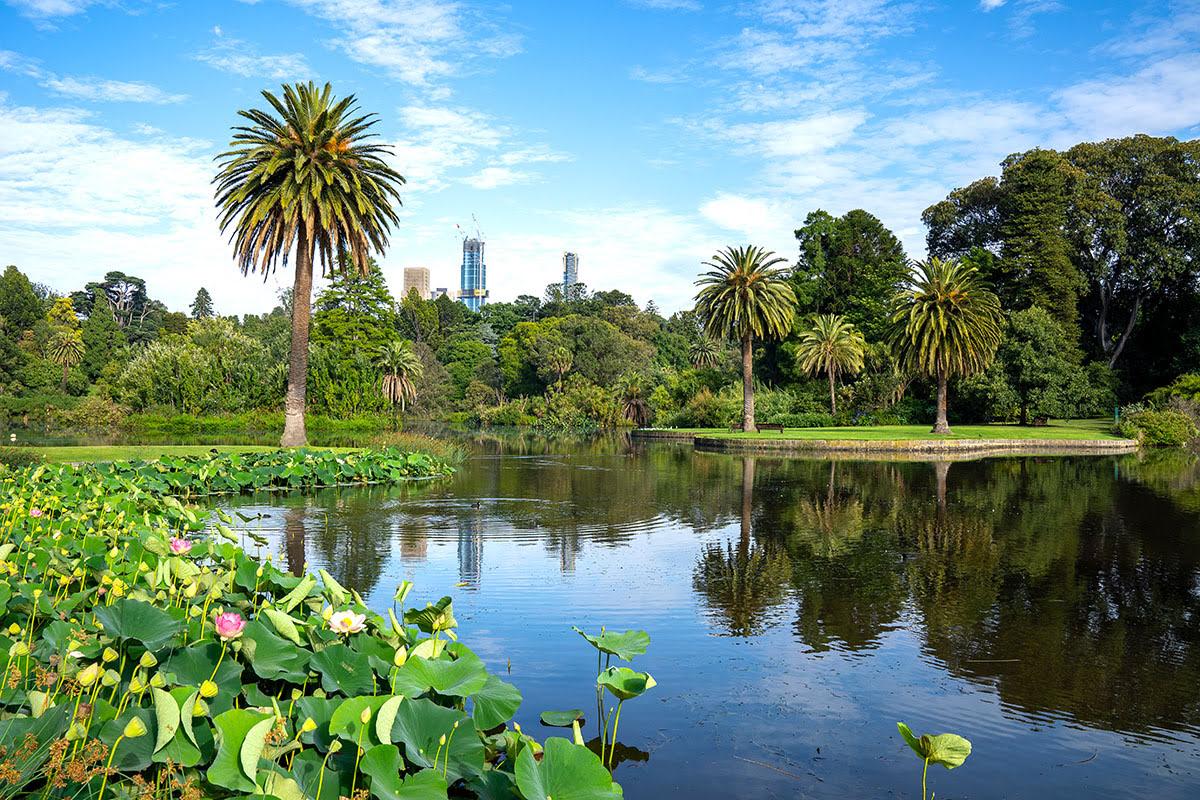 Things to do in Melbourne-Australia-Royal Botanic Gardens