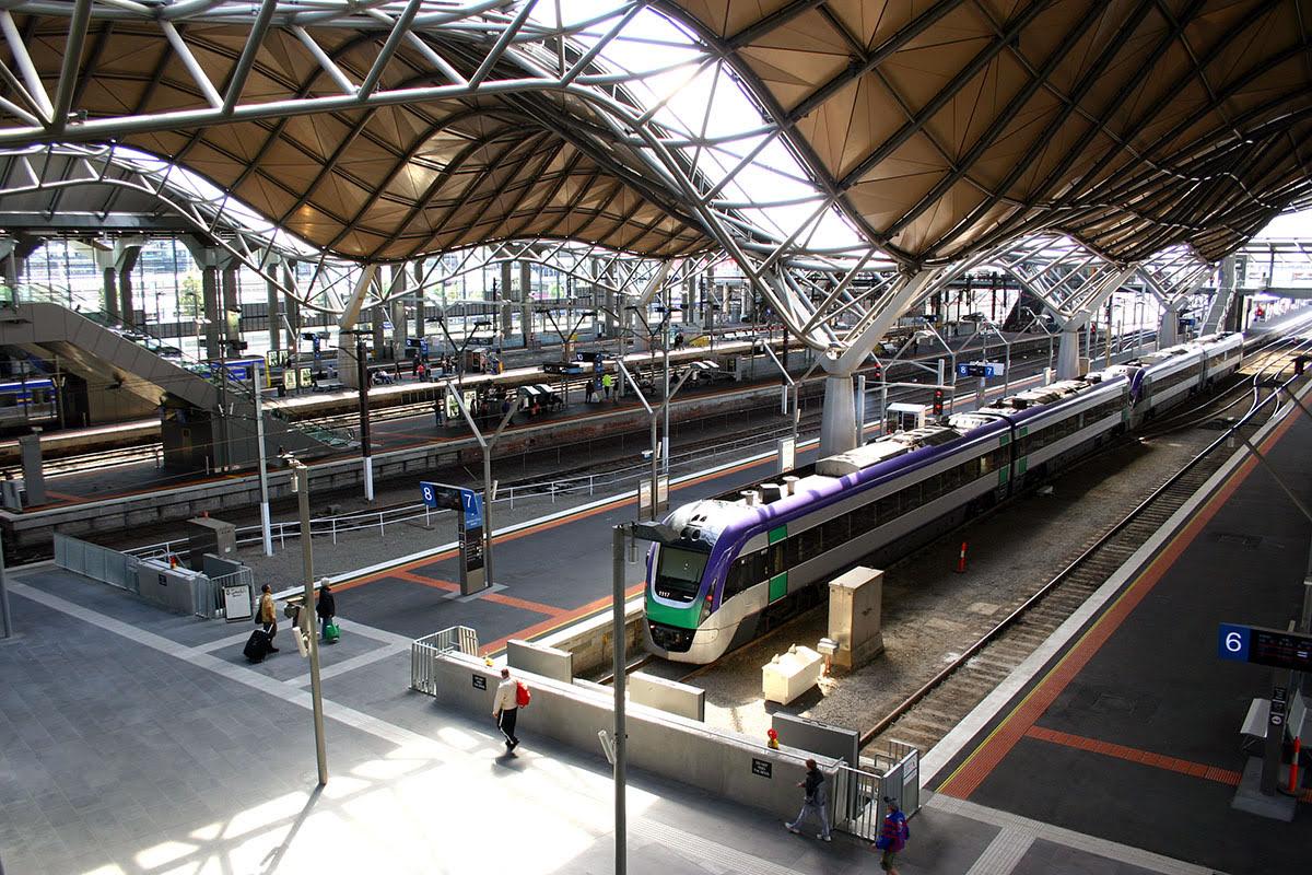 Queen Vic Market-Melbourne-Australia-Southern Cross Station