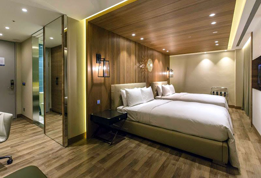 Hotels in Taichung-things to do-Taiwan-The Cloud Hotel