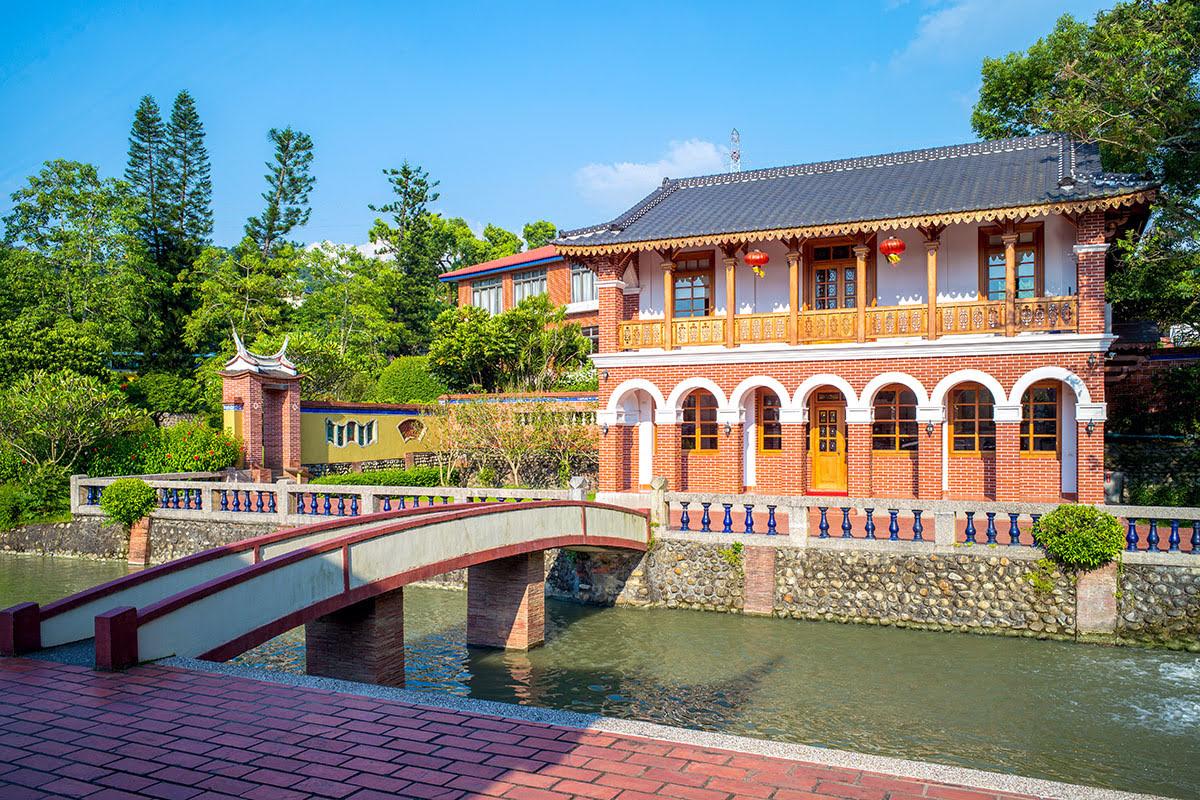Things to do in Taichung-Taiwan-Wufeng Lin Family Garden