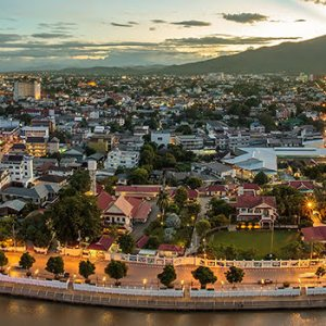 Chiang Mai, 태국