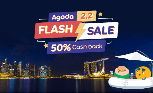 Quarter of a million reasons to feel double the happiness this CNY as Agoda spurs on domestic travel in Singapore
