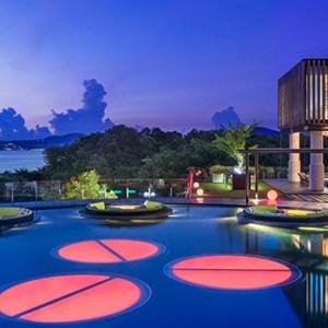 W Koh Samui, W Hotels