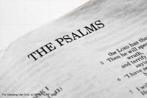 the central thought of the book of Psalms is Christ and the church as the house and the city of God[photo source: The Psalms, istockphoto]