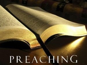 we are commissioned to preach the high gospel, the entire truth revealed in the Word of God