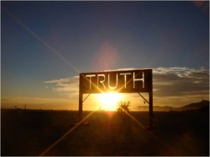 the two functions of the truth: the truth sets us free and the truth sanctifies us!