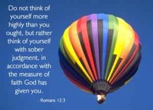 recognizing our measure in the Body of Christ and not going beyond it