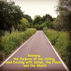 Knowing the Purpose of our Calling and Dealing with Satan, the Flesh, and the World