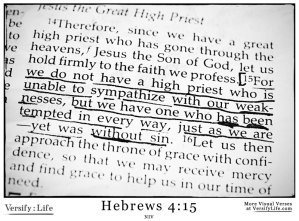 Christ as Our High Priest Cares for Us and Makes Sure we Enjoy All God's Blessings