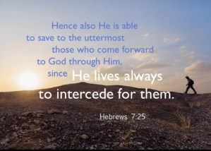 Cooperating with Christ's Intercession to Defeat God's Enemies for Christ's Return