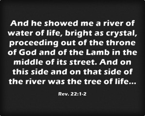 The Triune God is the Triune Enjoyment and the Triune Living of the New Jerusalem