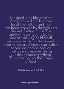 Living Christ by Living in the Divine and Mystical Realm for God's Expression