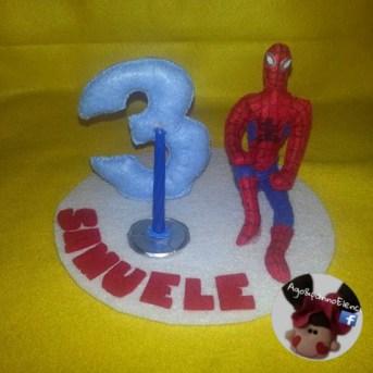 CAKE TOPPER SAMUELE