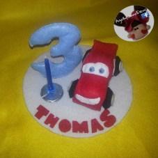CAKE TOPPER THOMAS