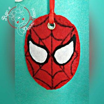 Targhetta Spiderman