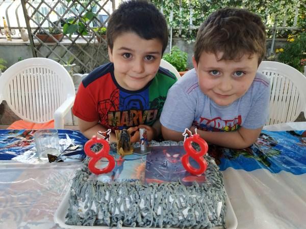 Buon Compleanno Samuele e Thomas