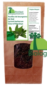Les bourgeons de feuilles de goji sont plus antioxydants que les fruits