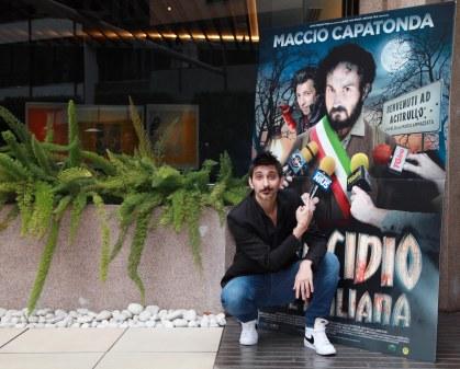 Fabrizio Biggio. Foto Alfonso Romano / Ago Press