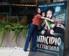 Roberta Mattei. Foto Alfonso Romano / Ago Press