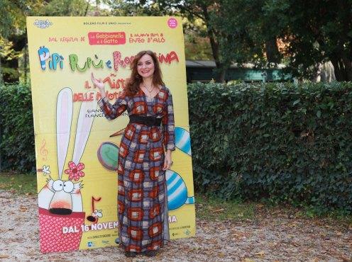 Anna Laura Cantone. Foto Alfonso Romano / Ago Press