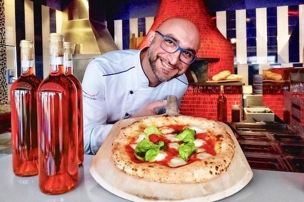 Gusto. Antonino Esposito: tappe a Milano, Parma e ritorno con Sorrento Rosé