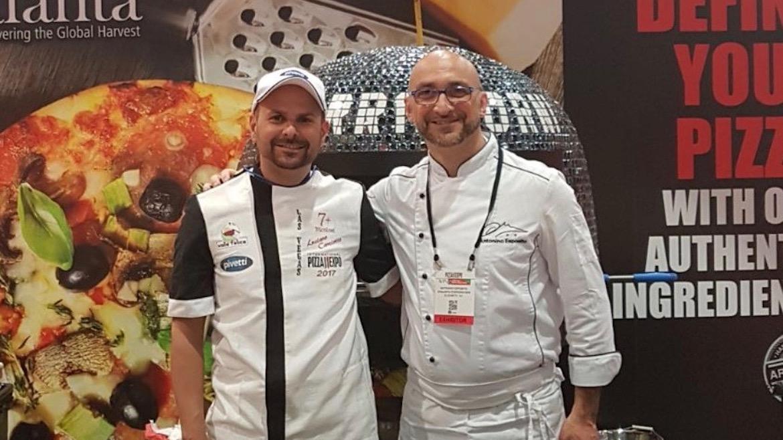 Gusto. Sicilia e Campania protagoniste per la pizza campione del mondo