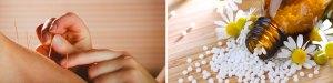 Agopuntura e omeopatia