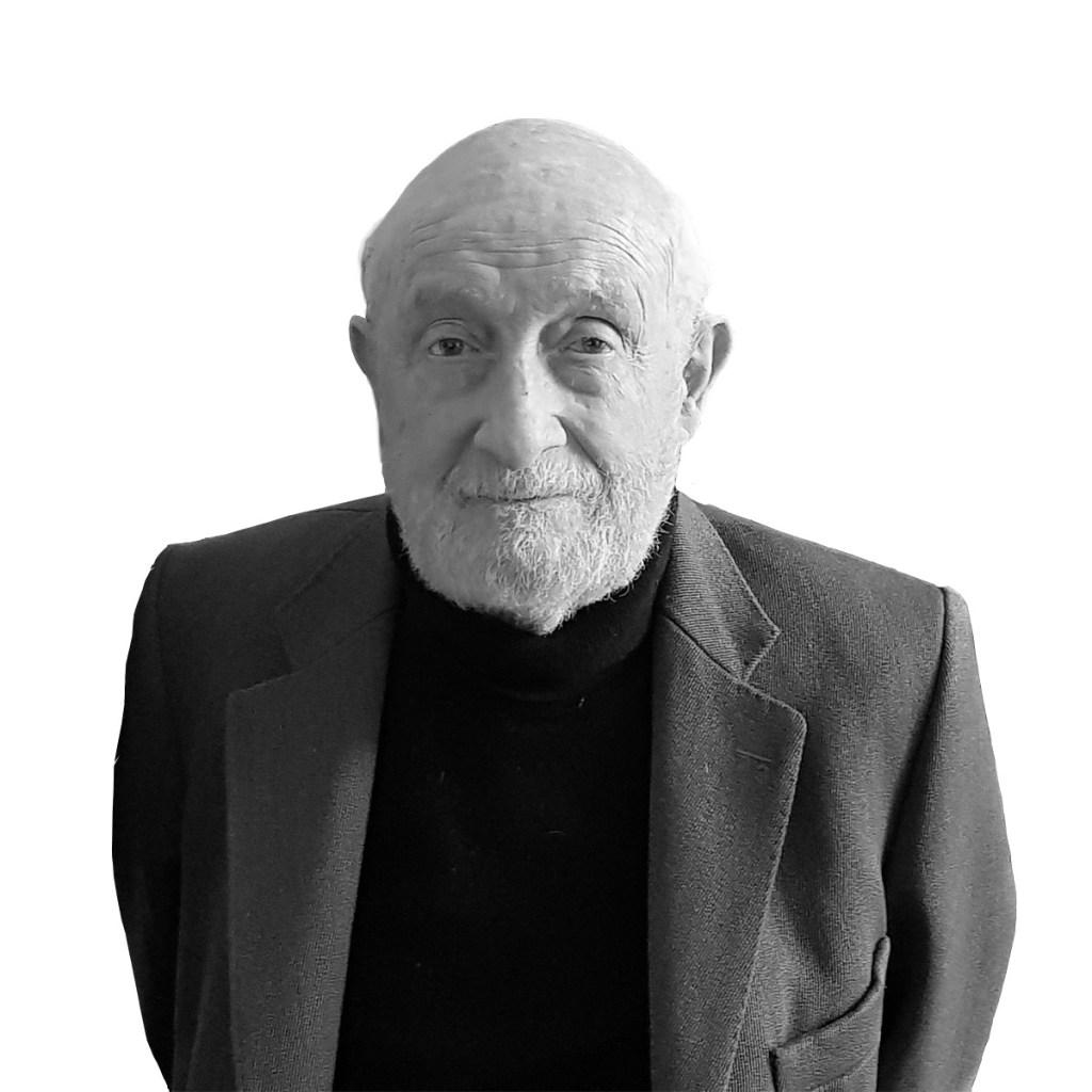 Portrait Vittorio Gregotti