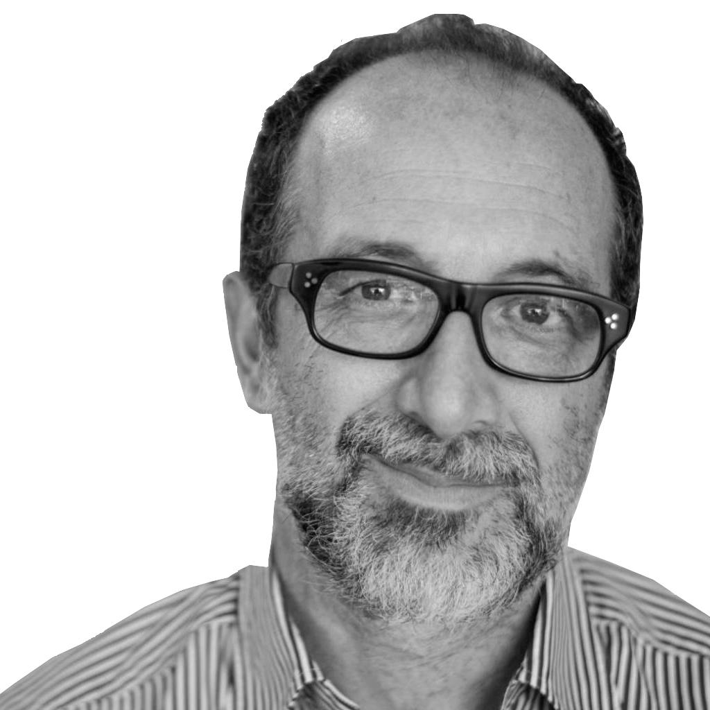 Portrait Luca Molinari